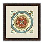 Tile Motif 2 Framed Art