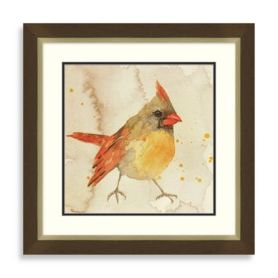 Cardinal 1 Framed Art