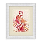 Ballerina 2 Framed Wall Art