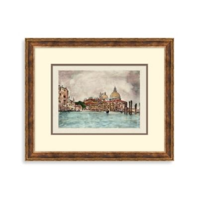Venice Canal 2 Framed Art