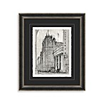 Woolworth Building NYC Framed Wall Art