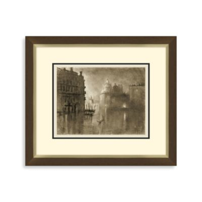 """Venice Study"" Framed Art"