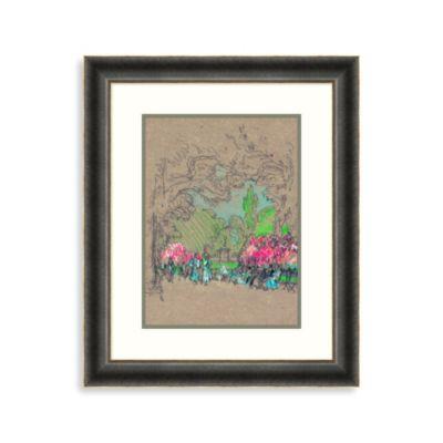 """""""London Street"""" Framed Art 2"""