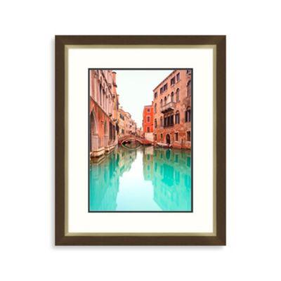 Venice Bridge 1 Framed Art