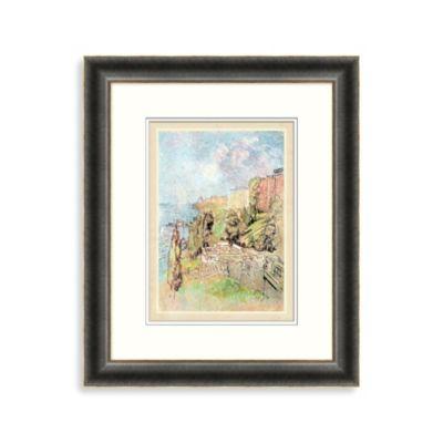 Pastel NY 1 Framed Art
