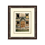 Venetian Door 2 Framed Art