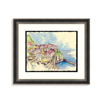 """""""The Cliffs"""" Framed Art 1"""