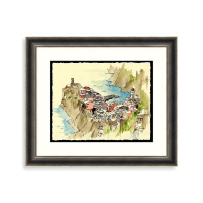 """The Cliffs"" Framed Art 2"