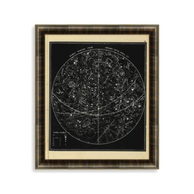 Solar System 6 Framed Art