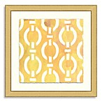 Ikat Collection Framed Art 5