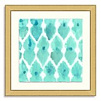 Ikat Collection Framed Art 7