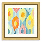 Ikat Collection Framed Art 8