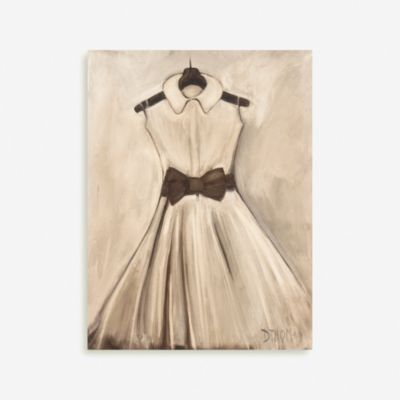 """Evening Dress"" Canvas Art 2"
