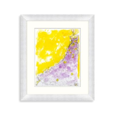 """Chic"" Framed Art 1"