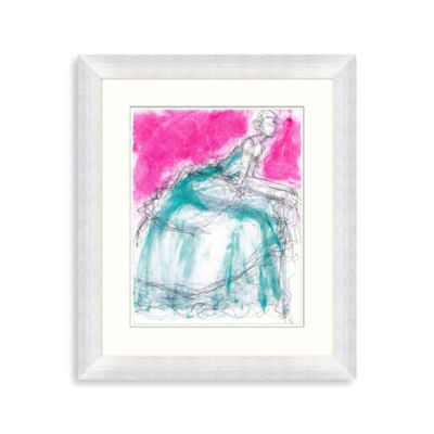 """Chic"" Framed Art 2"