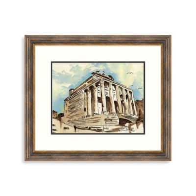 """Ancient Rome"" Framed Art 2"