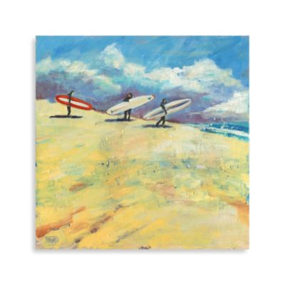 Sunny Afternoon 2 Canvas Art