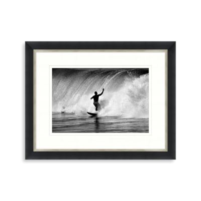 Big Wave 1 Framed Wall Art