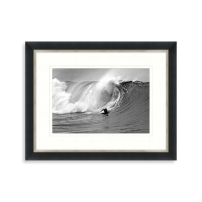 Big Wave 2 Framed Wall Art
