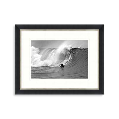 Big Wave 2 Framed Wall Art