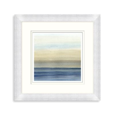 Silent Waves 1 Framed Wall Art