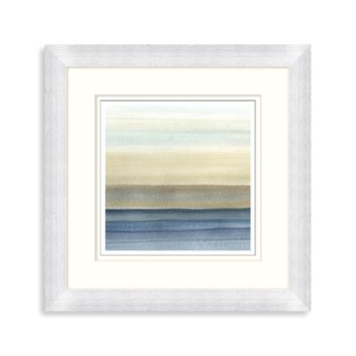 Silent Waves 2 Framed Wall Art