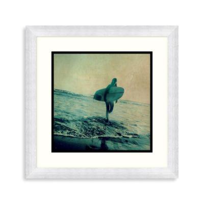 Surf's Up 1 Framed Wall Art