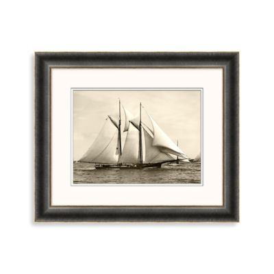 America's Cup 1 Framed Wall Art