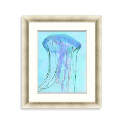 Whimsical Jellyfish 1 Wall Art