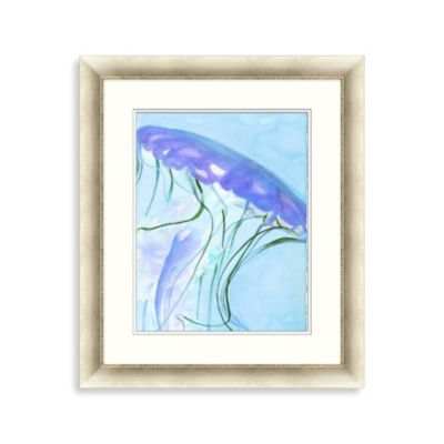 Whimsical Jellyfish 2 Wall Art