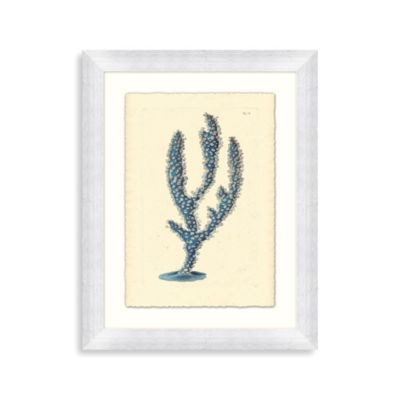 Blue Coral 1 Wall Art