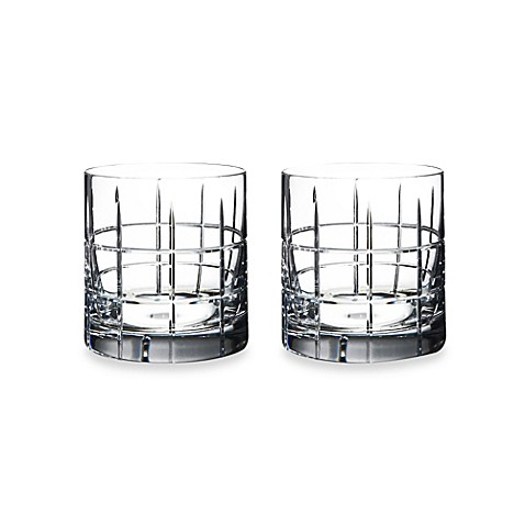 Orrefors Double Old Fashioned Glasses