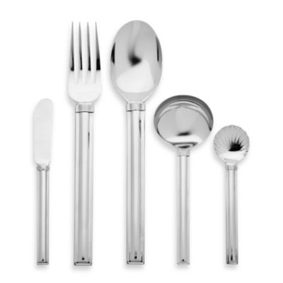 Ricci® Argentieri Florence Violino Satin 2-Piece Salad Serving Set