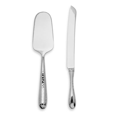 Ricci® Argentieri Florence 2-Piece Cake Serving Set