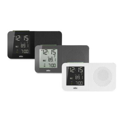Digital Radio Digital Alarm Clock