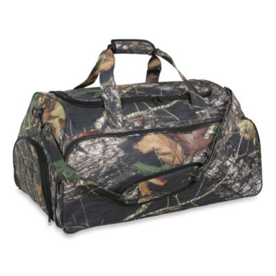 Camo 22-Inch Travel Duffle