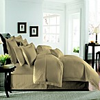 Wamsutta® 500 Damask Reversible Duvet Cover and Sham Set in Cobblestone