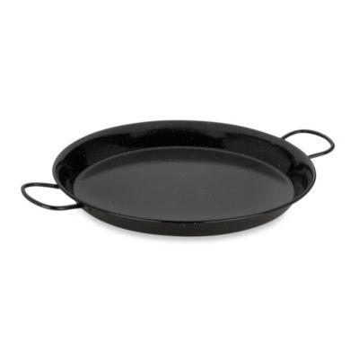 Fagor Enamel 12-Inch Paella Pan