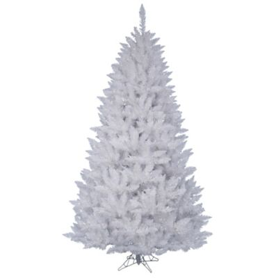 Vickerman 4-Foot 6-Inch Sparkle White Spruce Tree