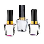 Kosta Boda Make Up Nail Polish Bottle Glass Figurine