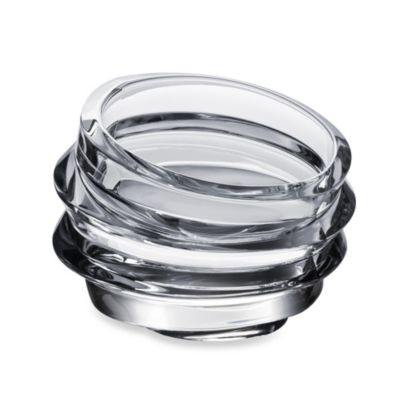 Orrefors Eko Bowl in Clear