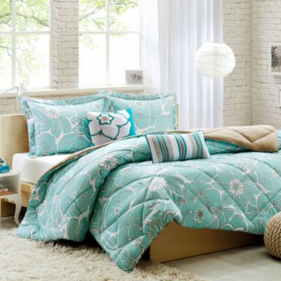 Cozy Soft® Marley 4-5 Piece Reversible Comforter Set