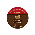 Marley Coffee 16-Count Organic One Love Coffee for Keurig® K-Cup® Brewers