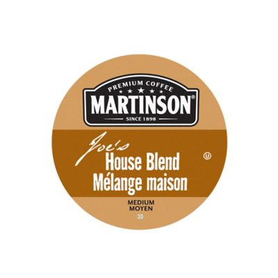 18-Count Martinson's® House Blend Coffee for Single Serve Coffee Makers