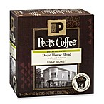 Peet's Coffee 16-Count House Decaf Blend for Keurig® K-Cup® Coffee Brewers