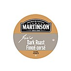 18-Count Martinson® Dark Roast for Keurig® K-Cup® Brewers