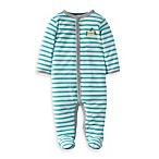 Carter's® Turquoise Stripe Submarine 1-Piece Footie