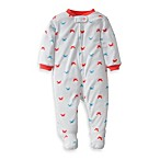 Carter's® White Crabs 1-Piece Footie