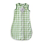 Swaddle Designs® Cozy zzZipMe Sack in Green/White