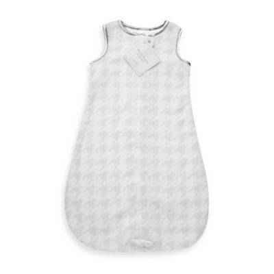 Swaddle Designs® Size 3-6M Cozy zzZipMe Sack in Sterling Puppytooth